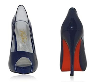 PeepToe Shoes