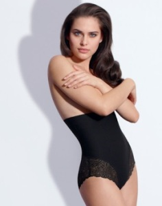 Top Model High Waist Brief Shaper