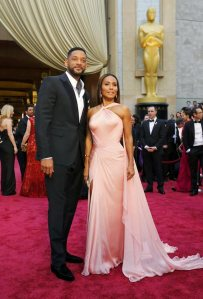 Jada Pinkett Smith at the 2014 Oscars in Atelier Versace